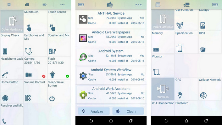 android systemrepair phone docto plus