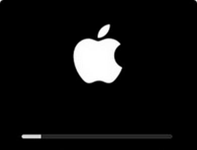 iphone bleibt beim apple logo hängen beim ios 13 Update