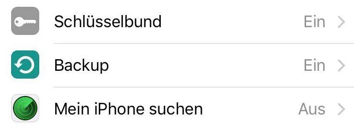 """Wie kann ich """"Mein iPhone suchen deaktivieren ohne Passwort"""