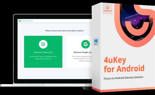 4uKey für Android Entsperren