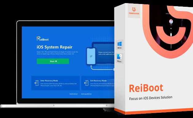 Reiboot box