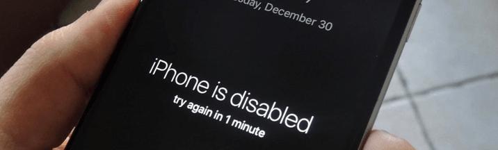 Reiboot iphone Bildschirm deaktiviert